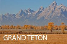 Galería Grand Teton